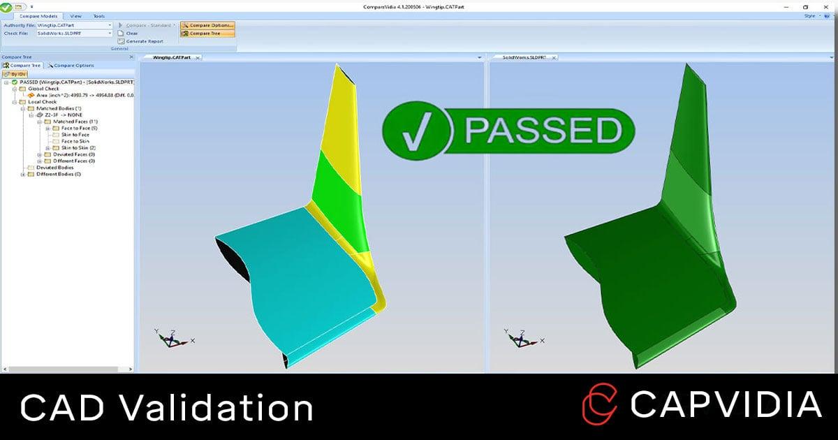 CAD-validation